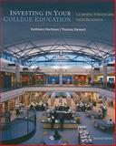 Investing in Your College Education : Learning Strategies with Readings, Hartman, Kathleen and Stewart, Thomas, 0547199856