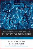 An Introduction to the Theory of Numbers, Hardy, Godfrey H. and Wright, Edward M., 0199219850