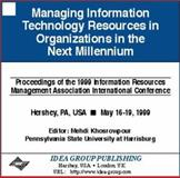 Managing Information Technology Resources in Organizations in the Next Millennium, Khosrowpour, M., 1878289853