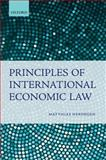 Principles of International Economic Law, Herdegen, Matthias, 0199579865