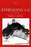 Ephesians 4-6, Barth, Markus, 0300139861
