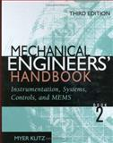 Mechanical Engineers' Handbook : Instrumentation, Systems, Controls, and MEMS, , 0471719862