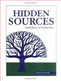 Hidden Sources, Laura Szucs Pfeiffer, 0916489868