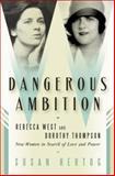 Dangerous Ambition, Susan Hertog, 0345459865