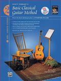 Basic Classical Guitar Method, Scott Tennant, 0739019864
