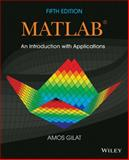 Matlab : An Introduction with Applications, Gilat, Amos, 1118629868