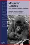 Mountain Gorillas 9780521019866