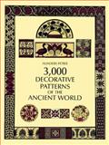 3,000 Decorative Patterns of the Ancient World, Flinders Petrie, 0486229866