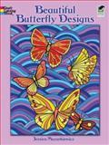 Beautiful Butterfly Designs, Jessica Mazurkiewicz, 0486469867
