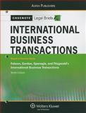 International Business Transactions, Casenotes Publishing Co., Inc. Staff, 073556986X
