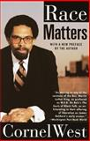 Race Matters, Cornel West, 0679749861