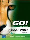 Microsoft Excel 2007, Gaskin, Shelley and Vargas, Alicia, 0135129869