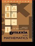 Dyslexia and Mathematics, , 0415049873
