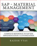 SAP MM (Material Management), Rajesh Vyas, 1451589875