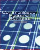 Communication Research Statistics, Reinard, John C., 0761929878