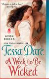 A Week to Be Wicked, Tessa Dare, 0062049879