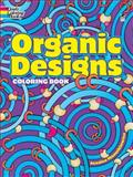 Organic Designs Coloring Book, Jessica Mazurkiewicz and Coloring Books Staff, 0486479870