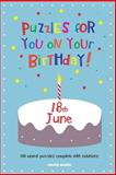 Puzzles for You on Your Birthday - 18th June, Clarity Media, 1497579872