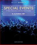 Special Events : A New Generation and the Next Frontier, Goldblatt, Joe, 047044987X