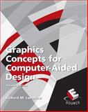 Graphic Concepts for Computer-Aided Design, Lueptow, Richard M., 0132229870