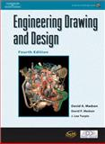 Engineering Drawing and Design, Turpin, J. Lee and Madsen, David, 1418029874