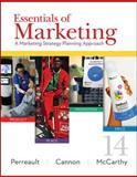 Essentials of Marketing with CNCT+ and Practice Marketing, Perreault, William, Jr. and Cannon, Joseph, 1259179877