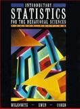 Introductory Statistics for the Behavioral Sciences, Welkowitz, Joan and Ewen, Robert B., 0155459872