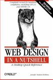 Web Design in a Nutshell : A Desktop Quick Reference, Robbins, Jennifer Niederst, 0596009879