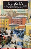 Russia in War and Revolution, 1914-1922, , 0872209873