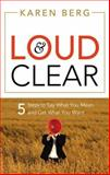 Loud and Clear, Karen, Berg, 1564149870