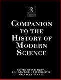 Companion to the History of Modern Science, , 0415019885
