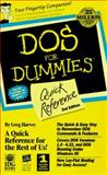 QR/DOS for Dummies, Harvey, Greg, 1568849885