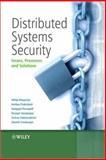 Distributed Systems Security, Abhijit Belapurkar and Anirban Chakrabarti, 0470519886