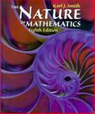 The Nature of Mathematics, Smith, Karl J., 0534349889