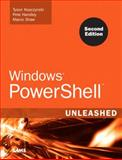 Windows PowerShell, Kopczynski, Tyson and Handley, Pete, 0672329883