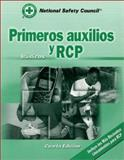 Primeros Auxilios y RCP, National Safety Council (NSC) Staff, 0763719889