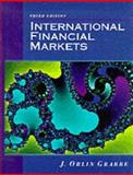 International Financial Markets, Grabbe, J. Orlin, 0132069881