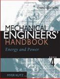 Mechanical Engineers' Handbook Vol. 4 : Energy and Power, , 0471719889