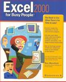 Excel 2000 for Busy People, William Mansfield and Ron Mansfield, 0072119888
