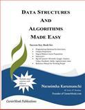Data Structures and Algorithms Made Easy, Narasimha Karumanchi, 145654988X