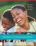 Human Communication, Pearson, Judy C. and Harter, Lynn, 0072959886