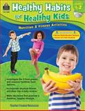 Healthy Habits for Healthy Kids Grade 1-2, Tracie Heskett, 1420639889