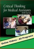Critical Thinking for Medical Assistants, Delmar Learning Staff, 143541988X