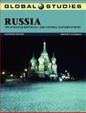 Russia, the Baltic and Eurasian Republics, and Central/Eastern Europe, Goldman, Minton F., 0073379891