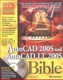 AutoCAD 2005 and AutoCAD LT 2005, Ellen Finkelstein, 0764569899