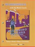 Worksheets with the Math Coach for Beginning Algebra : Early Graphing, Blair, Jamie and Crawford, Jennifer, 0321769899