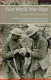 First World War Plays, , 1472529898