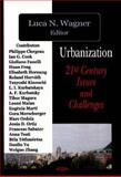 Urbanization : 21st Century Issues and Challenges, , 1600219896