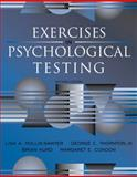 Exercises in Psychological Testing, Condon, Margaret and Hollis-Sawyer, Lisa, 0205609899