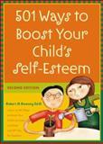 501 Ways to Boost Your Child's Self-Esteem, Ramsey, Robert D., 0071409890